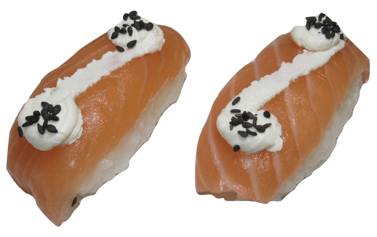 Nigiri Saumon cheese